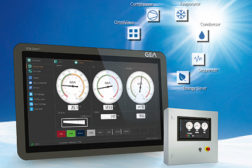 The Omni control panel is said to integrate and coordinate all required system components, and enables demand-driven and energy-efficient facility operation.