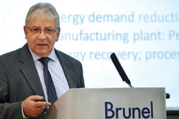 Researchers, including professor Savvas A. Tassou (shown here), head of the school of engineering at Brunel, believe the organic rankine cycle has the potential to help solve the U.K.â??s energy capacity issues.