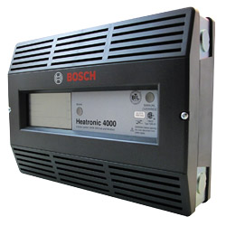 Bosch Thermotechnology: Commercial Boiler Control