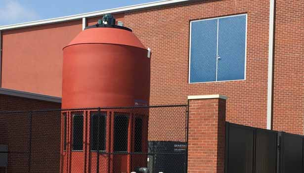 Engineered HDPE plastic cooling towers were recently installed at two Scott County Schools facilities in the Georgetown, Kentucky, area.