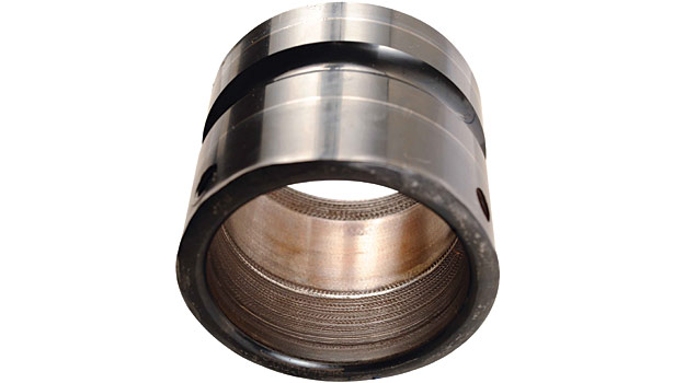 Scratching, gouging, and general wear in the bore of an inner ring and on the OD of a shaft are indications of loss of lock.