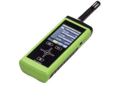 E+E Elektronik: Data-Logging Hand-held Meter