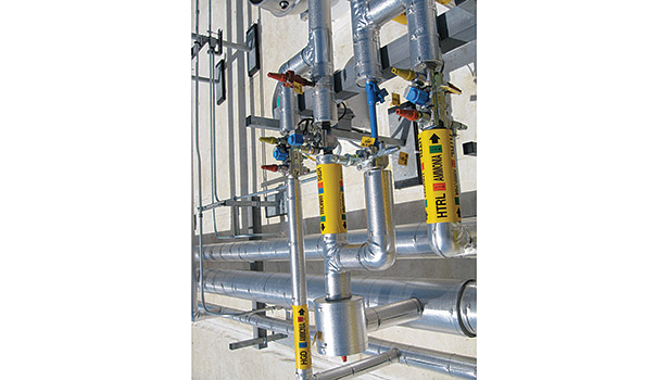 Ammonia refrigeration systems are familiar in walk-in cold storage facilities. (Photo courtesy  sc 1 st  ACHRNews & Tomorrowu0027s Technology in Use Today | 2014-07-07 | ACHRNEWS