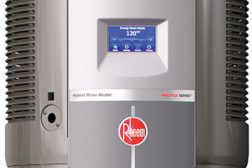 Rheem Professional Prestigeâ?¢ Hybrid Electric Heat Pump Water Heater