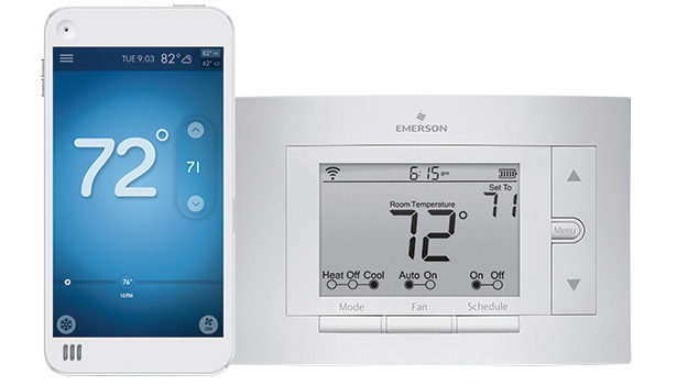 Silver Winner: Emerson Climate Technologies Inc. The Sensiâ?¢ thermostat