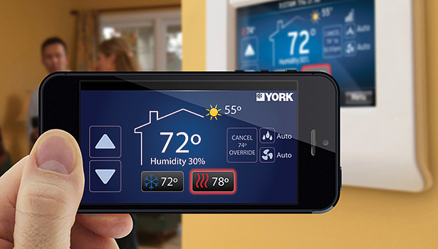 Bronze Winner: Johnson Controls Inc. York�® Affinityâ?¢ Residential
