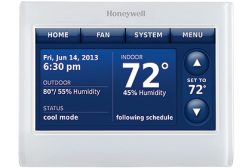 Gold Winner: Honeywell Intl. Inc. Redesigned Prestige�® IAQ
