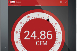 Gold Winner: HVAC Mobile Meterâ?¢ App by Dwyer Instruments Inc.