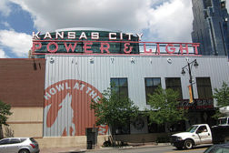 The Kansas City Power & Light District is an entertainment section of downtown Kansas City, Missouri, but it also draws attention to the namesake utility which provides electrical power to a large section of the midwestern United States.
