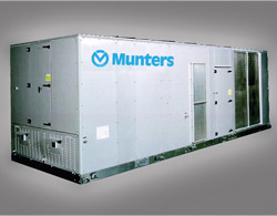 Munters AB: Dehumidification System