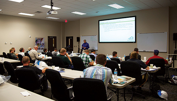 IGSHPA hosts a wide range of workshops and classes at its headquarters on the campus of Oklahoma State University in Stillwater, Oklahoma.