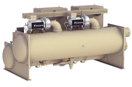 Daikin Industries Magnetic Bearing Chiller 2014 08 04