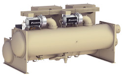 Daikin Industries: Magnetic Bearing Chiller