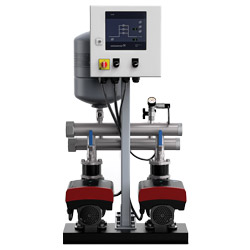 Grundfos Pumps Corp.: Booster Pump System