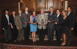 Partners in Excellence and Quality (PEAQ) award winners