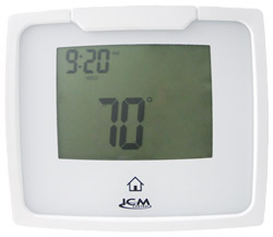 ICM Controls Corp.: Touchscreen Thermostats