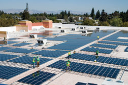 Solar-powered HVAC units are becoming part of the industryâ??s landscape.