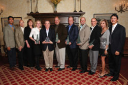 Gustave A. Larson Company honors top sales persons for 2013.