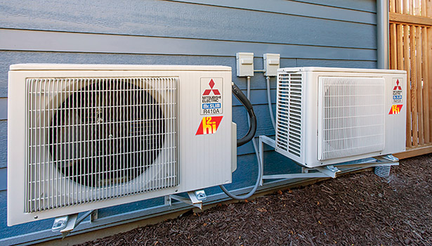 Mitsubishi Electric Cooling and Heating M-Series Heat Pump Systems