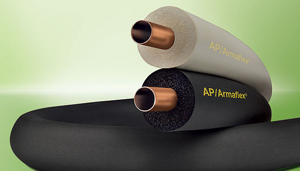 Armacellâ??s AP Armaflex pipe insulation is designed for energy savings and condensation control.