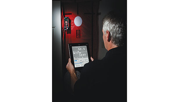 The Energy Conservatory has released mobile apps that enable contractors to wirelessly conduct home-performance tests.