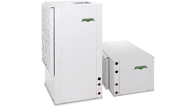 GeoStar model Aston Compact geothermal heat pump