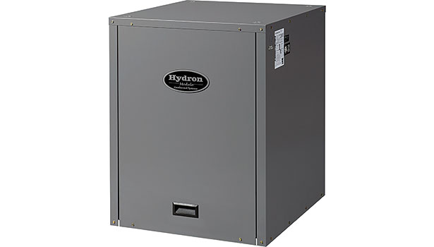 Hydron Module model HWD hydronic reversible chiller