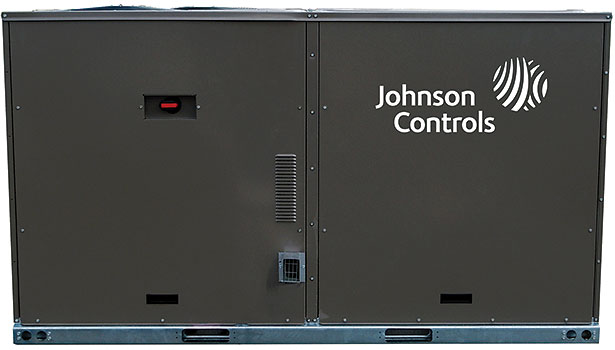 Johnson Controls model Johnson Controls Direct Replacement Packaged Units (Model ZX)