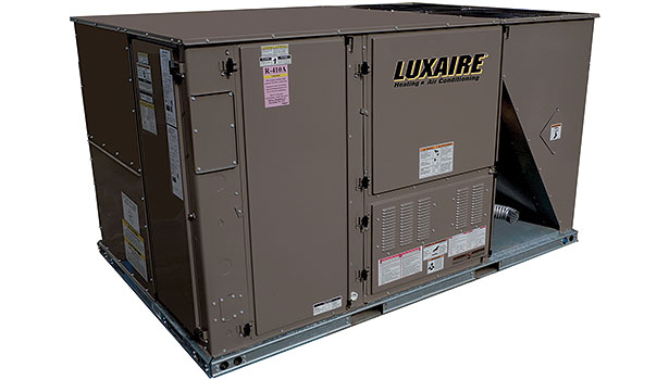 Luxaire model Ovationâ?¢ ultra-high-efficiency package unit