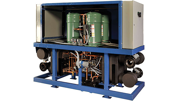 WaterFurnace model CLW water-cooled chiller