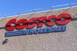 Costco sign