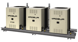 Robur Corp.: Gas Absorption Heat Pump System