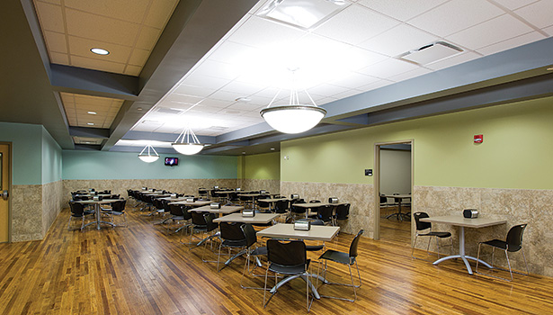 When Choctaw General Hospital built a 44,000-square-foot addition, a variable refrigerant flow (VRF) system from Mitsubishi Electric was chosen due to its zoning capability.