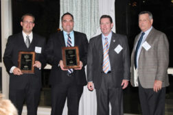 Haberberger Inc., a full-service mechanical contracting firm located in St. Louis, received two Outstanding Mechanical Installation Awards for work on two projects.