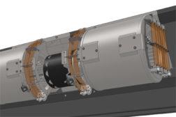 Berner Intl. Corp.: Electric Air Curtain Heater