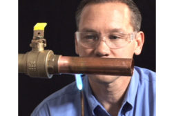 The Copper Development Association (CDA) has developed a new video that demonstrates how to properly solder copper tube and fittings to the newer, no-lead, brass and bronze copper alloys.
