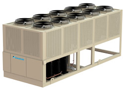 Daikin Applied: Scroll Chiller Line