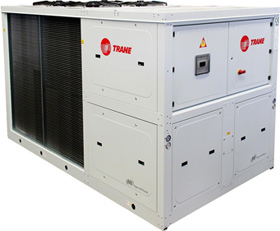 The CMAA and RTMA Trane multi-pipe chillers autonomously handle all thermal loads and offer best-in-class energy efficiency.