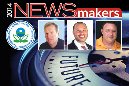As 2015 nears, The NEWS is proud to honor those who made a significant impact on the HVAC industry in 2014.