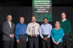 A.O. Smith Plant Celebrates Sustainability