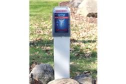 SJE-Rhombus: Water Alarm System