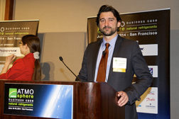 """Marc Chasserot, chairman of the Atmopshere America International Workshop told attendees, """"Simply put (naturals) are coming."""""""
