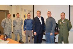 Goodrich Equips Veterans