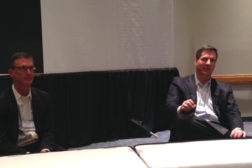 Ecobee CEO Stuart Lombard and Carrier VP of Marketing Matt Pine discuss a new strategic relationship.