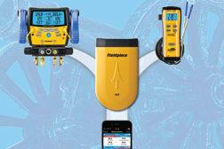 Fieldpiece Instruments: App for Accessing Wireless Instrument Data