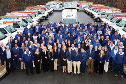 Oliver Heating, Cooling, Plumbing, & Electrical in Morton, Pennsylvania, boasts 225 employees, including 134 installation and service technicians. (Feature photos courtesy of Shanna Reimer/Oliver HVAC)