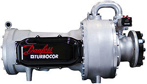 Danfoss Turbocor: Variable Speed, Magnetic Bearing Centrifugal Compressors