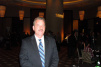 Ross Miglio, president, ClimaCool, at the companyâ??s Sunday evening event at Trump Tower Chicago.