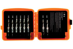 Klein Tools Inc.: Drill Tap Tool Kit with Carrying Case