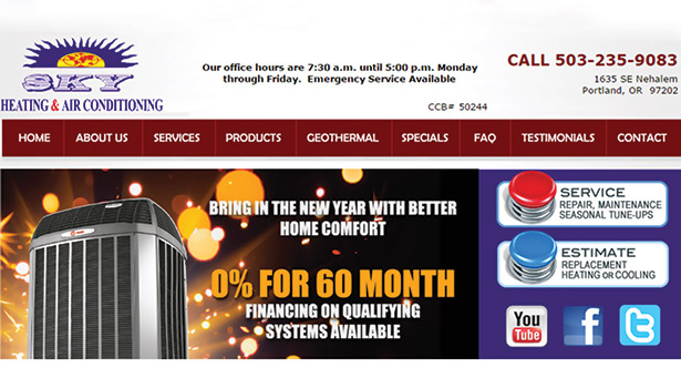 how to attract prospective hvac customers online 2015 02